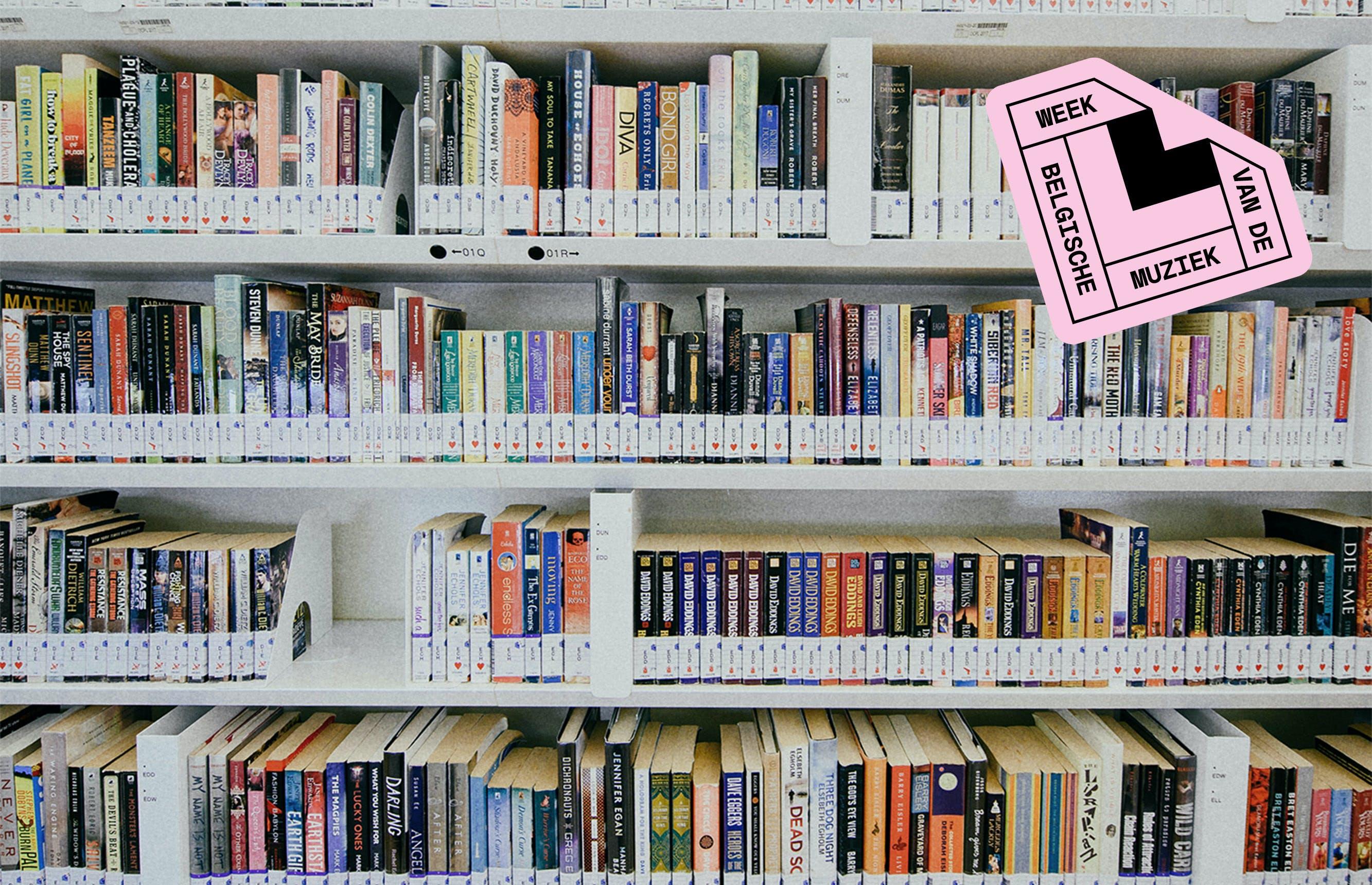 Antwerpen Leest, Brugge Leest, Leuven Leest en Gent Leest verbinden lezen en muziek