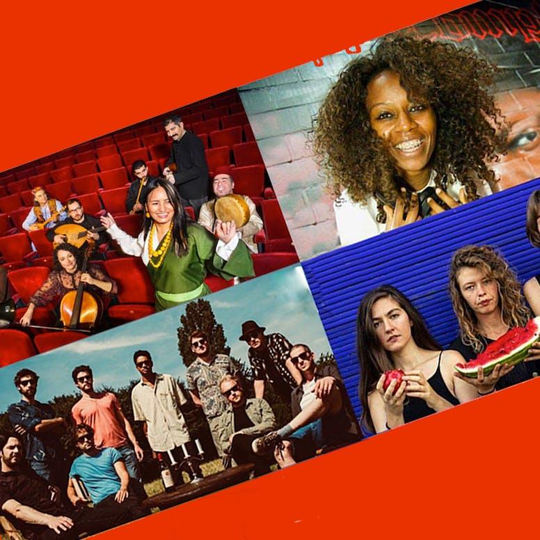 Belgian World Music Network Night