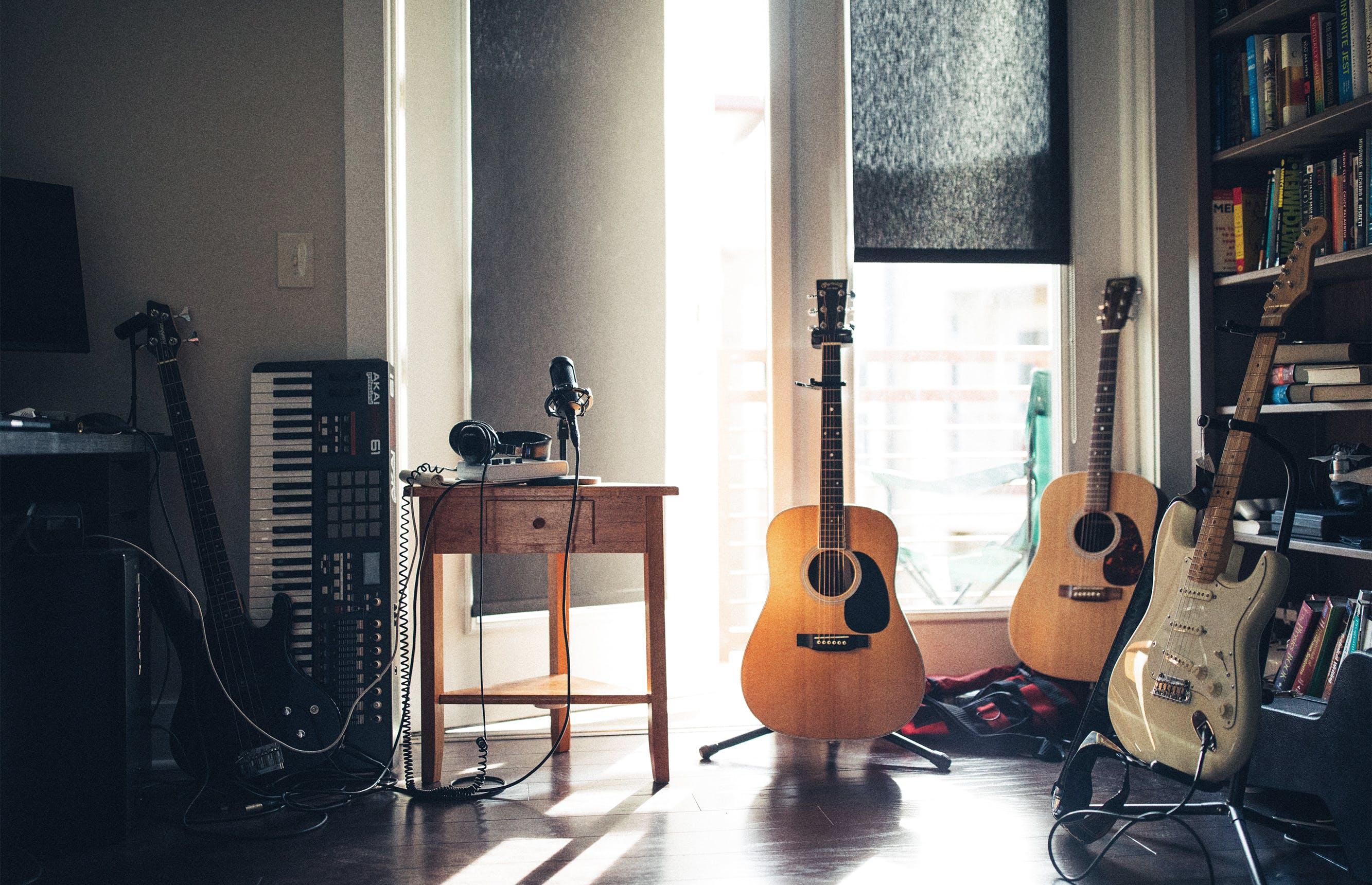 Repetities, opnames en muzieklessen opnieuw mogelijk