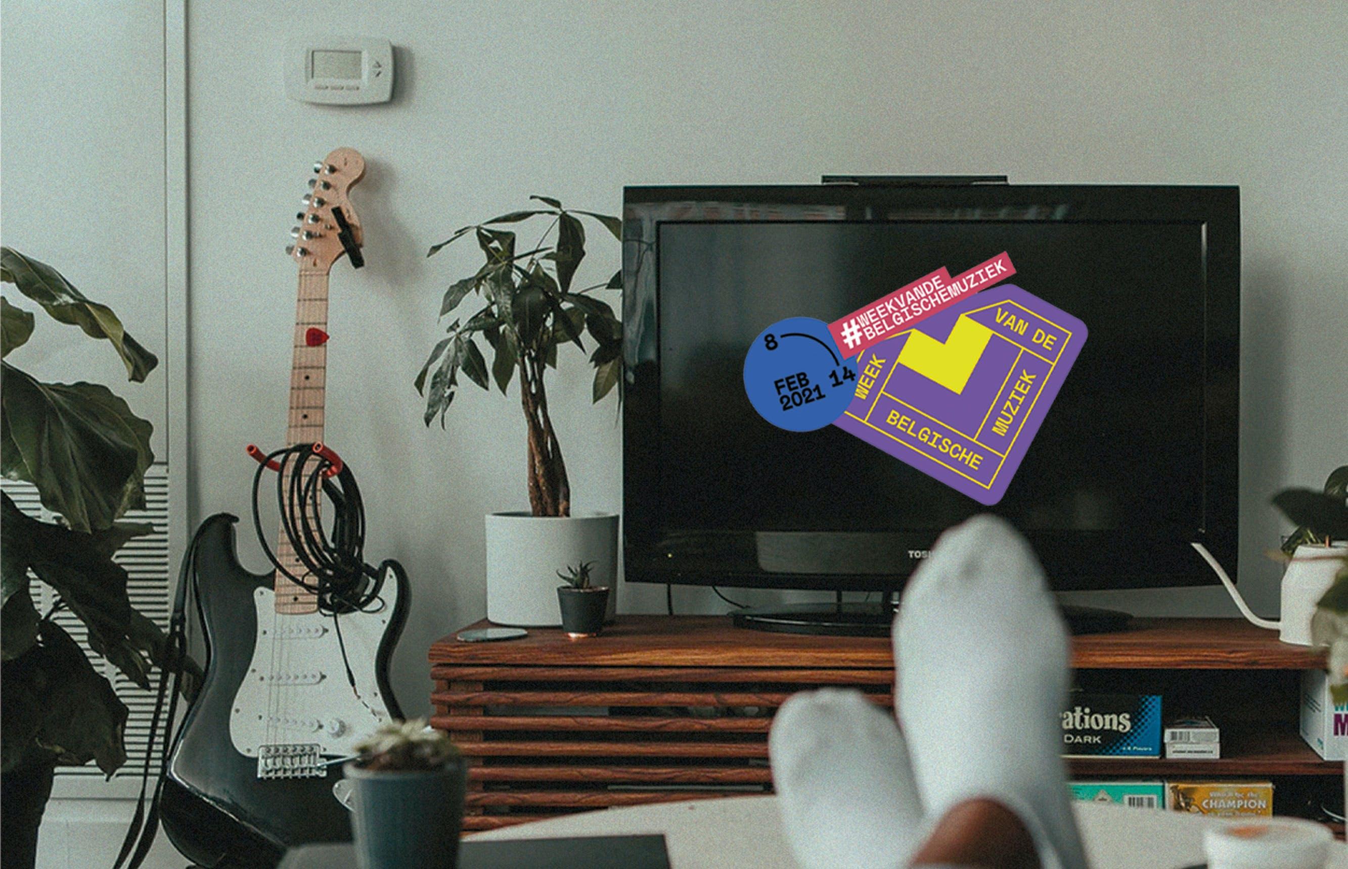 Kijk en luister: de Week van de Belgische muziek op jouw tv en radio