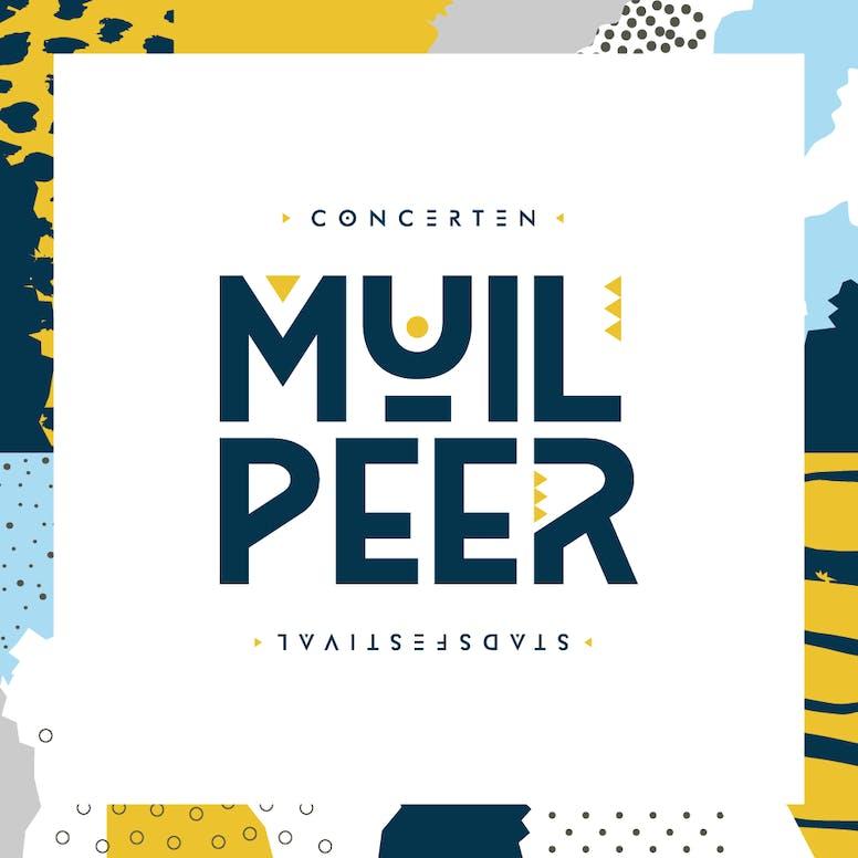 Muilpeer toont haar hart voor de Belgisch muziek