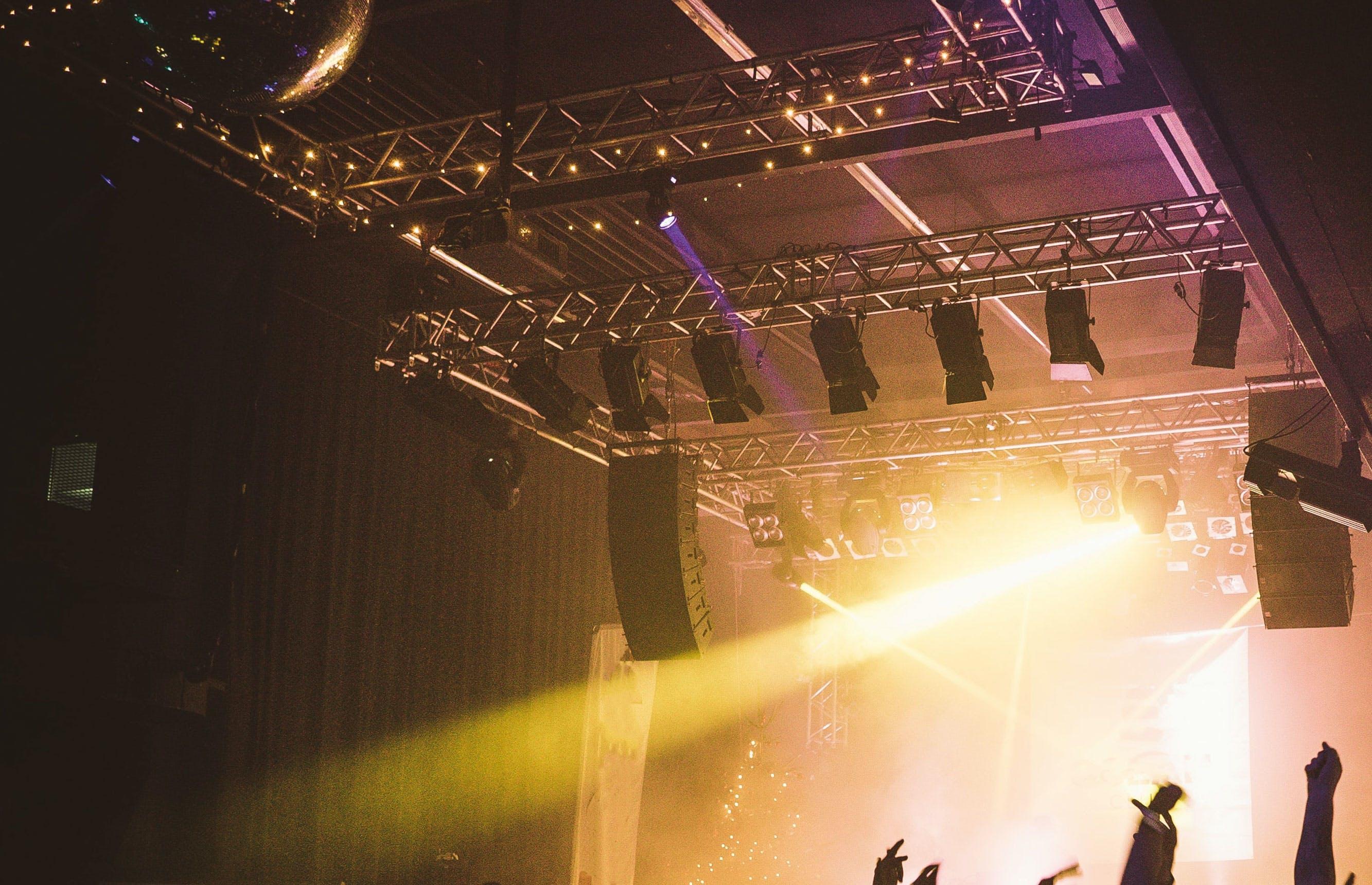 Ontdek alle acties van de clubs en concertzalen