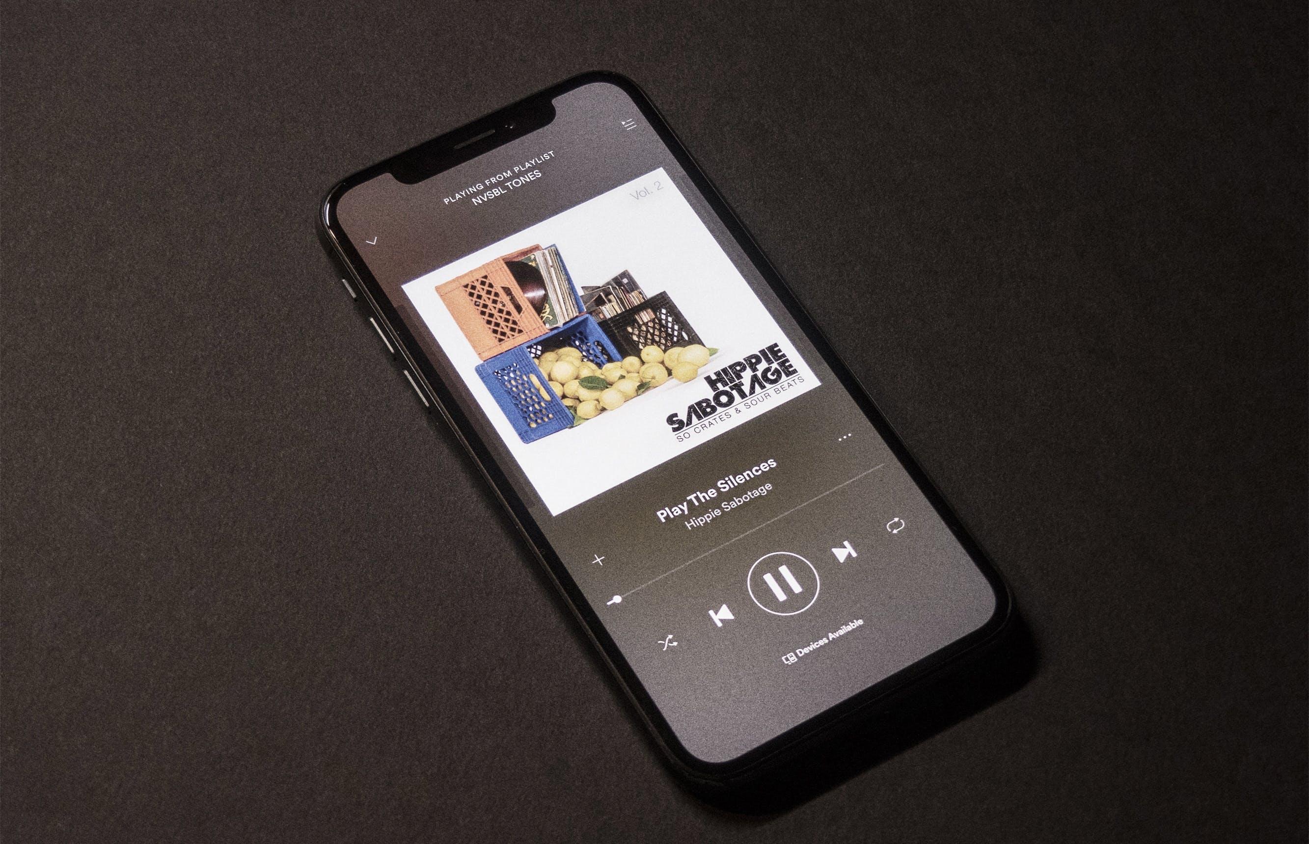 Spotify blijft verlies draaien in 2020