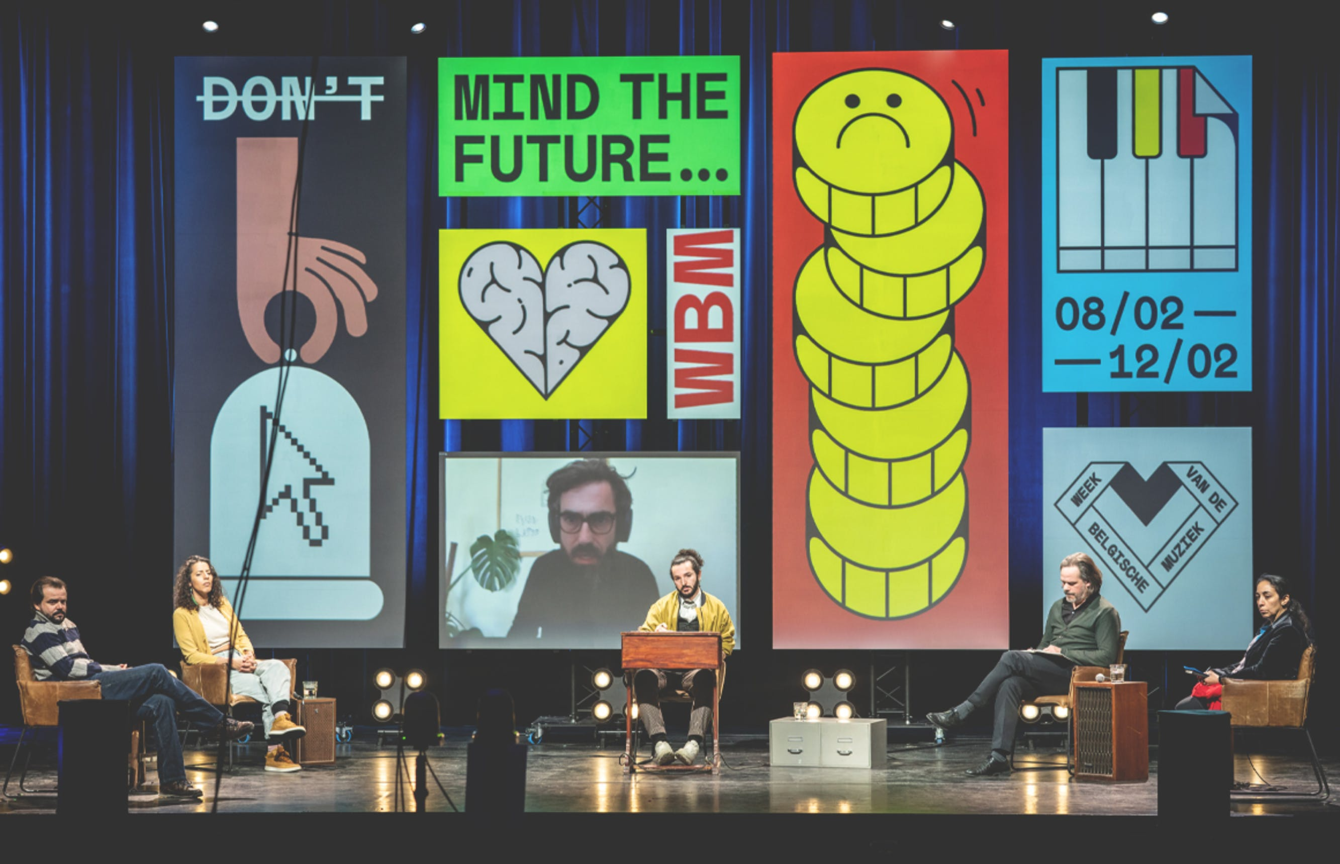 (Don't) Mind The Future: de podcast