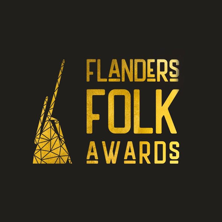 De allereerste Flanders Folk Awards