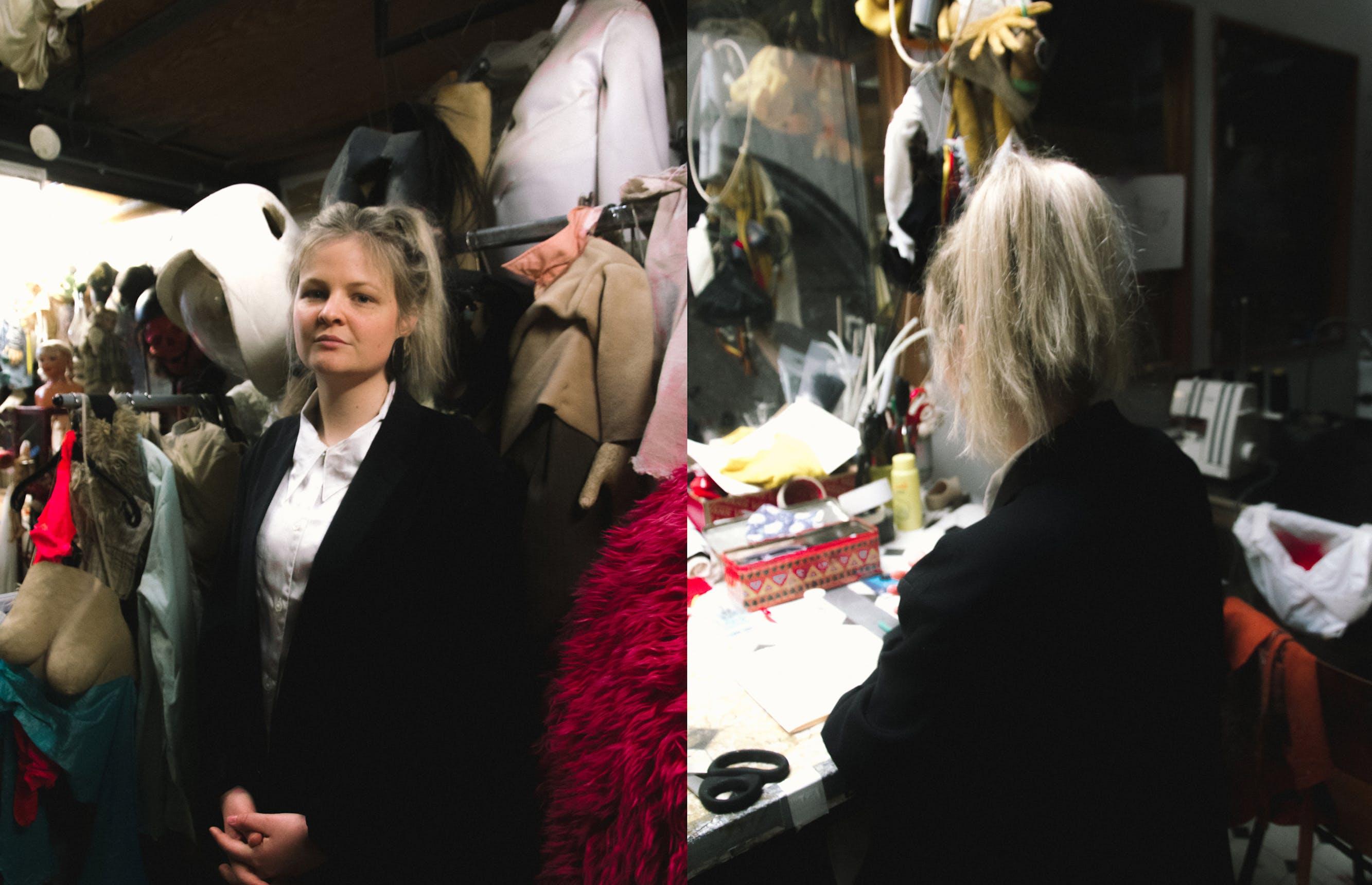 """Dienne Bogaerts: """"Ik hou van de kracht van stilte."""""""