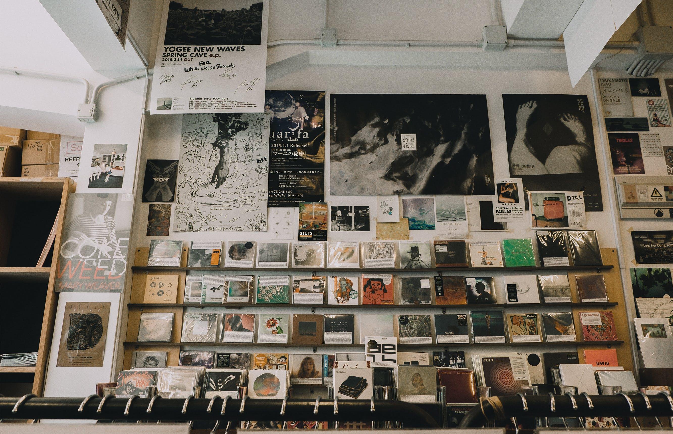 Muziekverkoop in België stagneerde in 2020