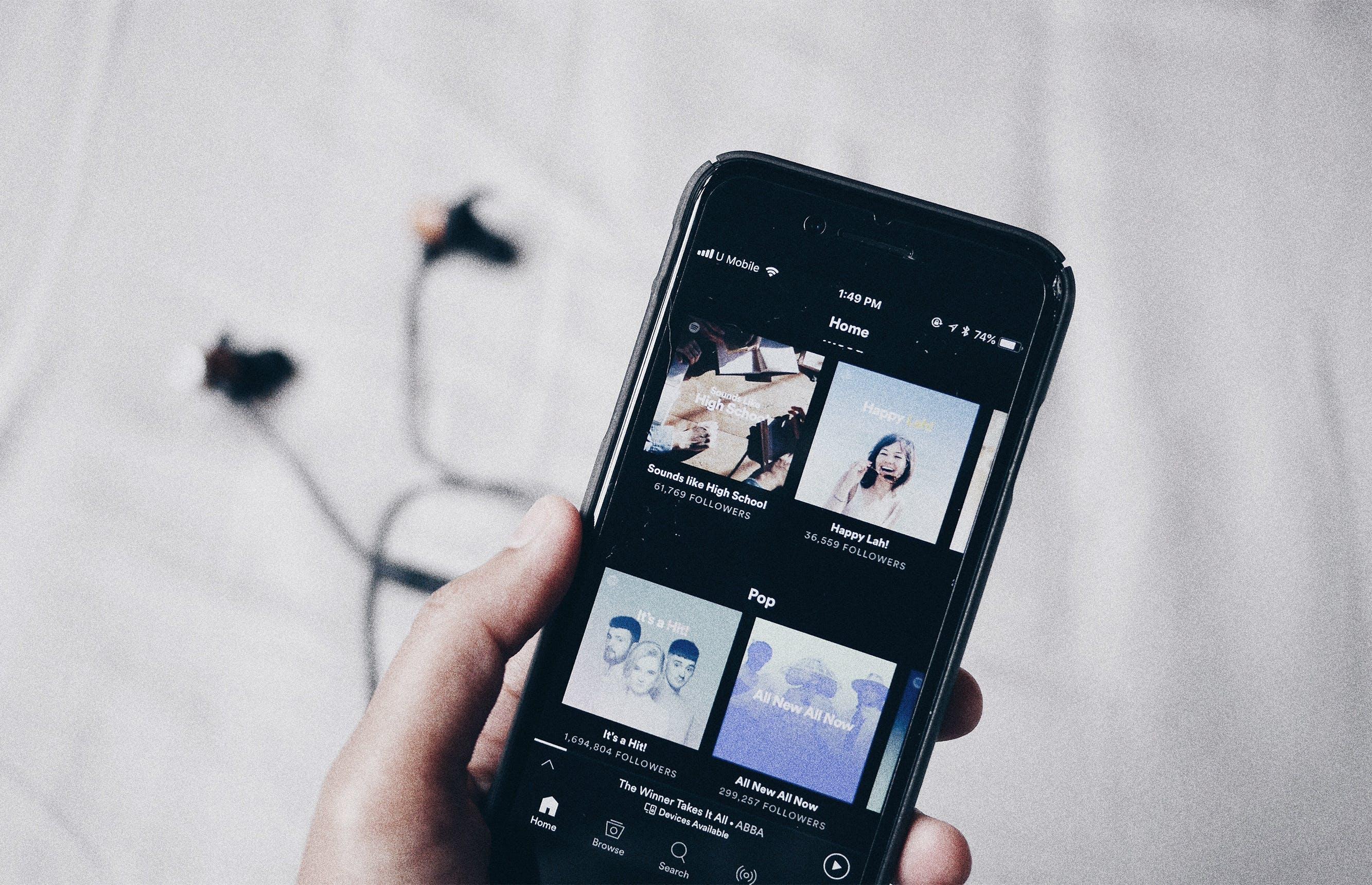 Fan Study: 15 Spotify-tips gebaseerd op data van luisteraars