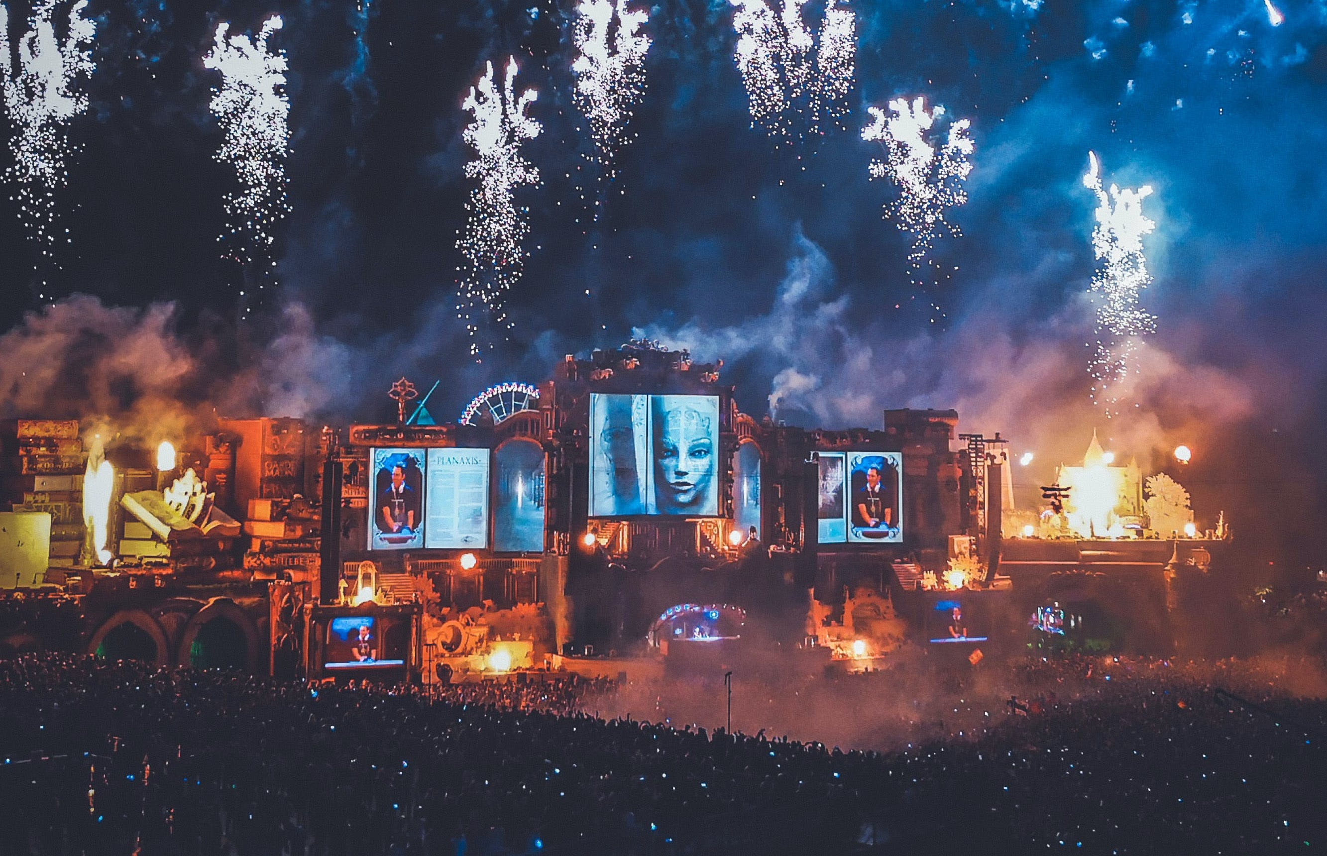 Nieuw label Tomorrowland sluit wereldwijde deal met Universal Music Group