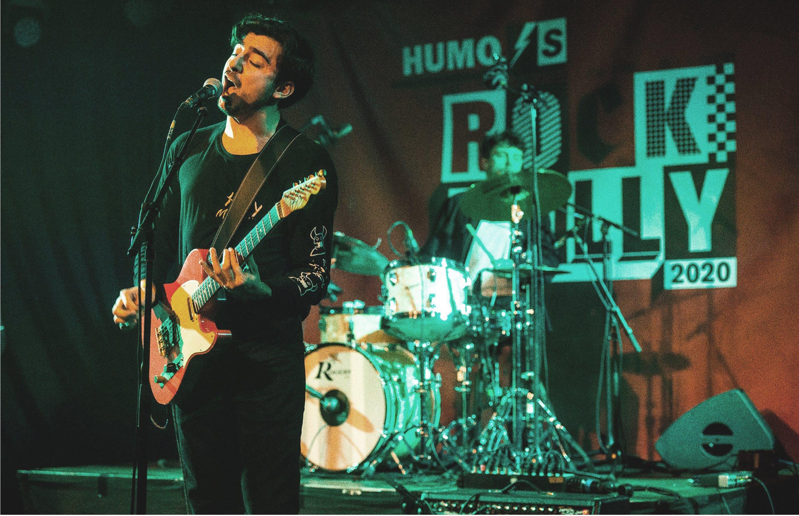 Schrijf je in voor Humo's Rock Rally