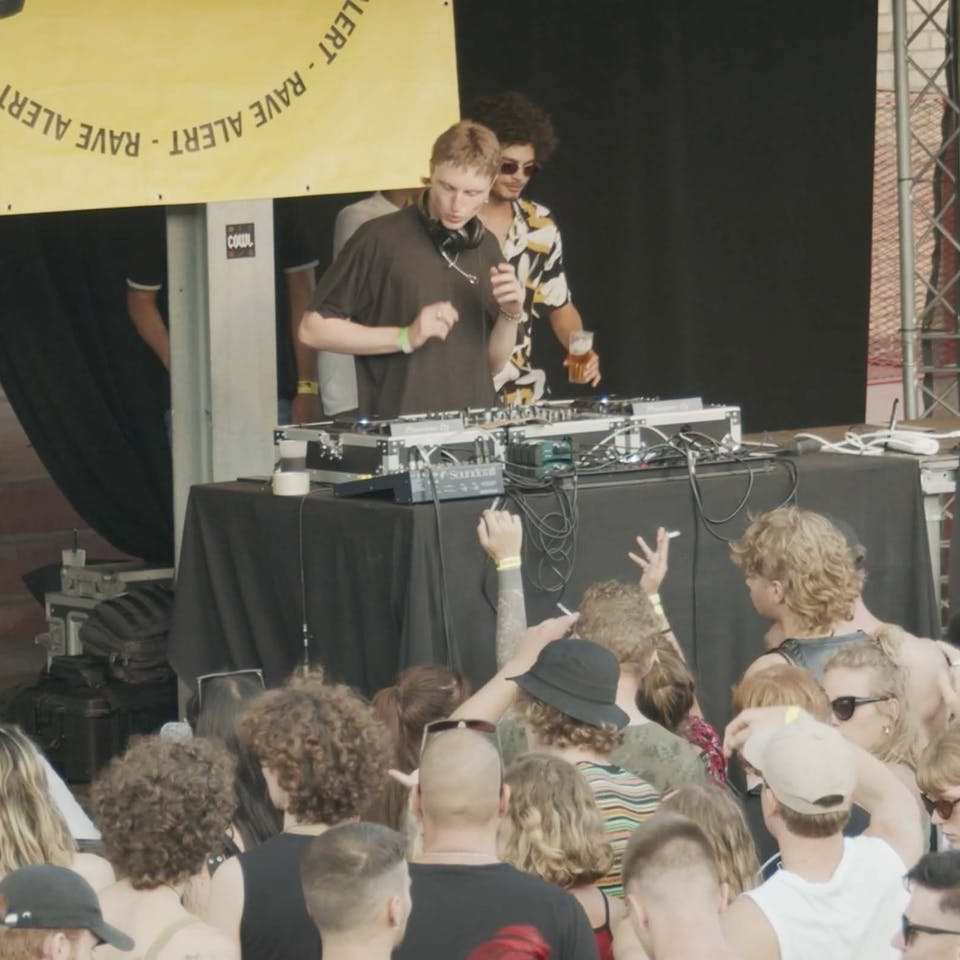 DJ Vision: Jan Vercauteren