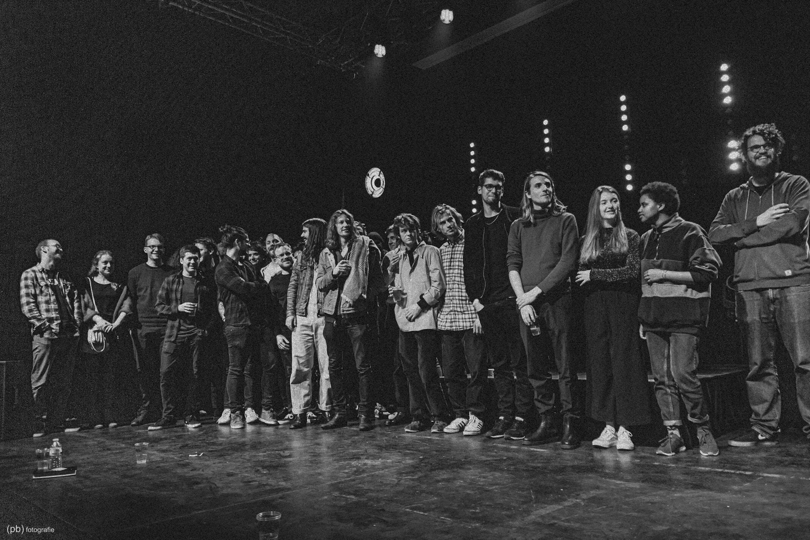 Muzikale toekomst verzekerd met laureaten 1e editie Sound Track