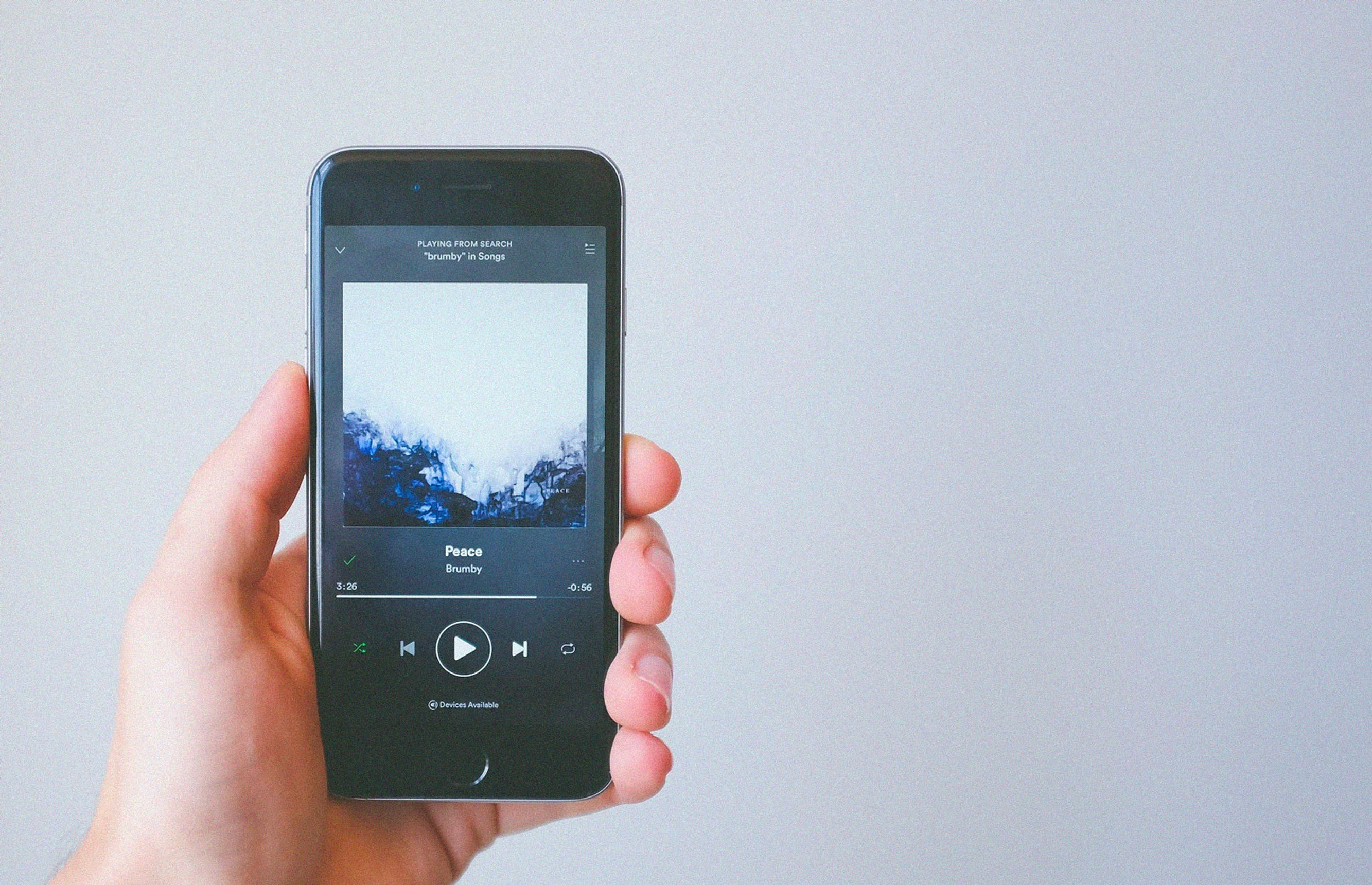Spotify lanceert nieuw format dat podcasters toelaat muziek toe te voegen
