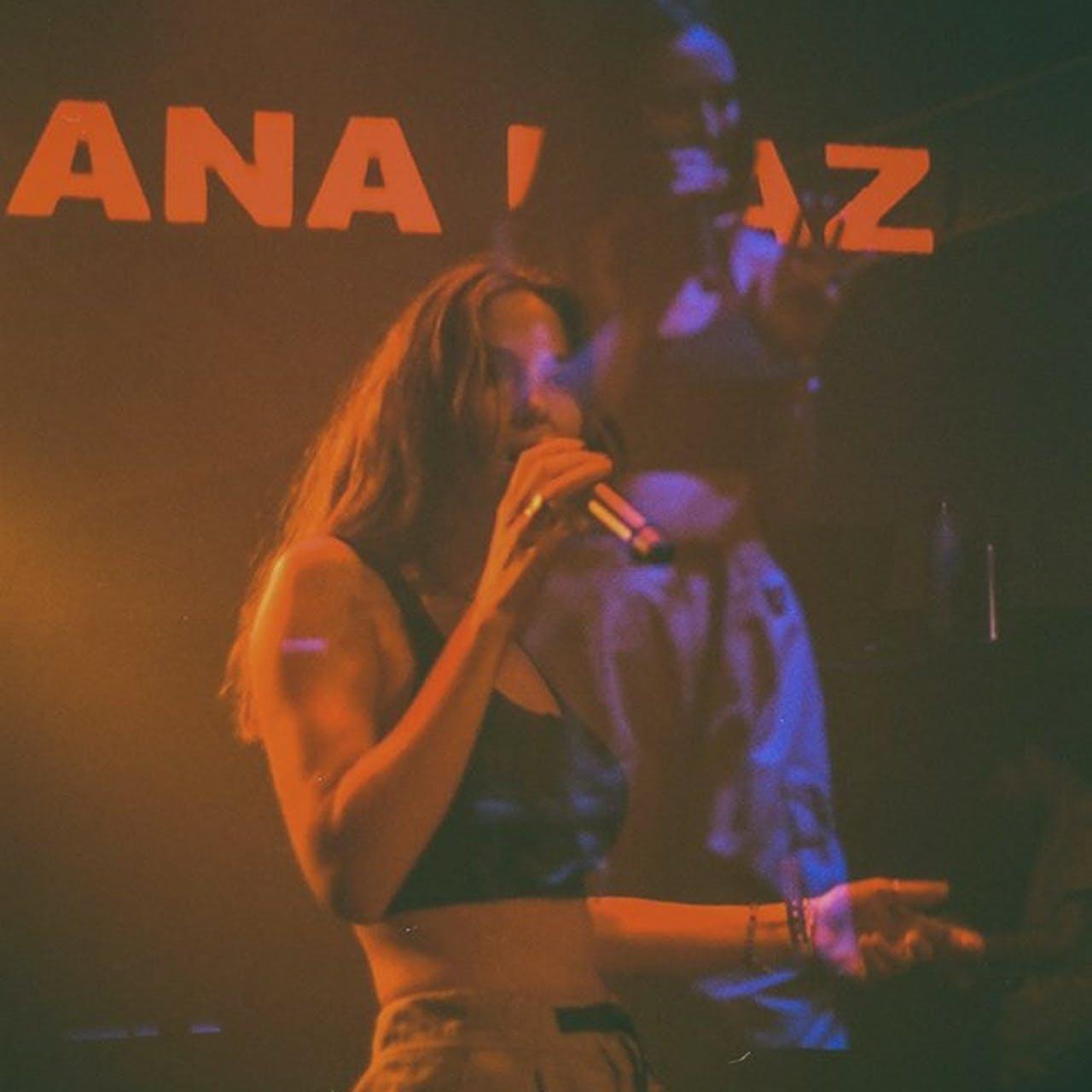 ana diaz, ep release © iliass joshua