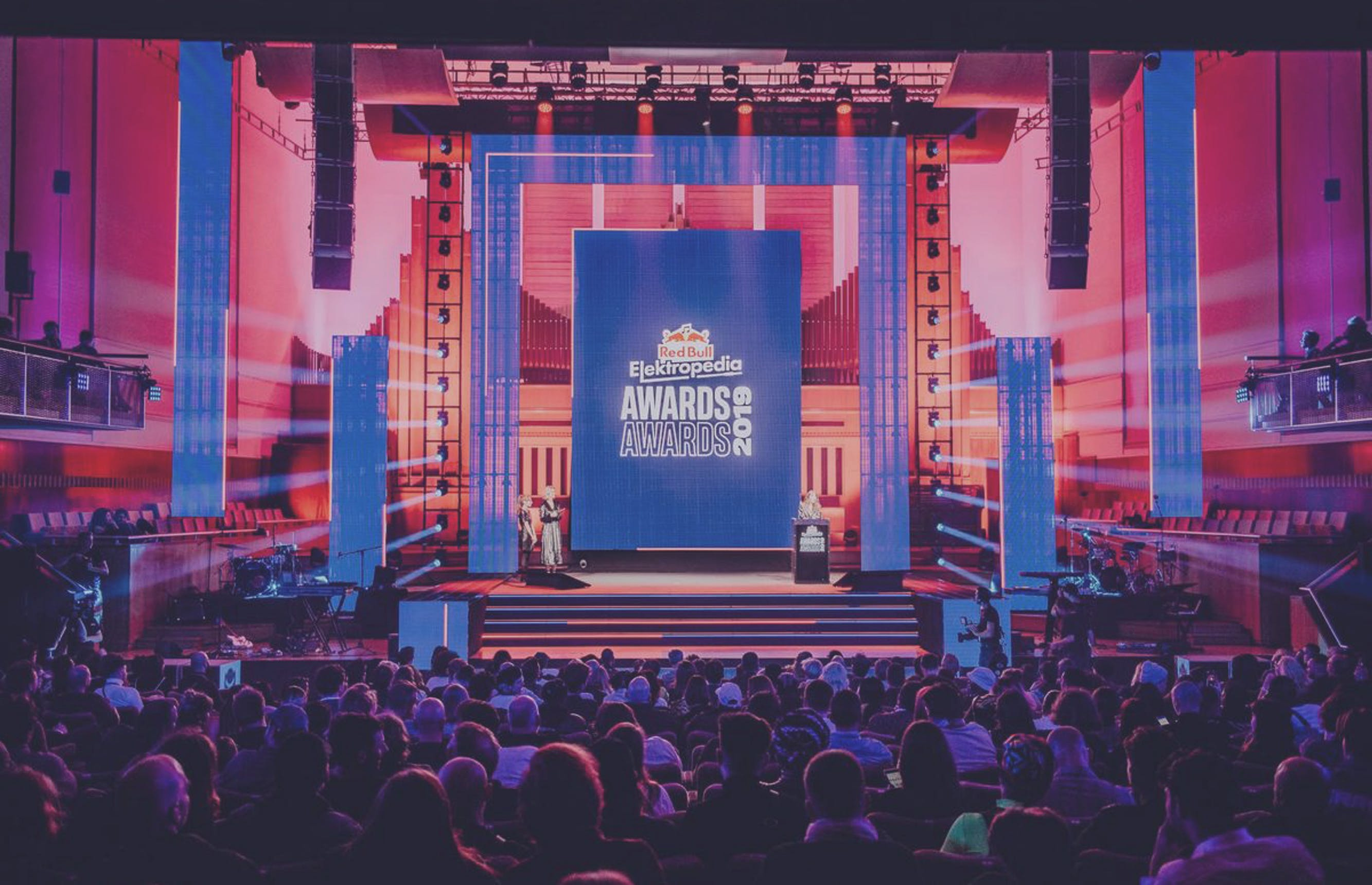 Digitale Red Bull Elektropedia Awards en een veiling voor LIVE2020