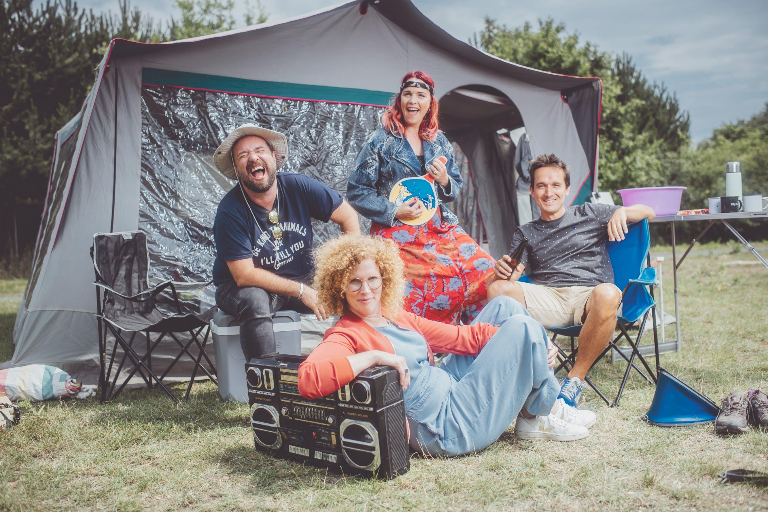 Willy kampeert een zomer lang op VI.BE platform